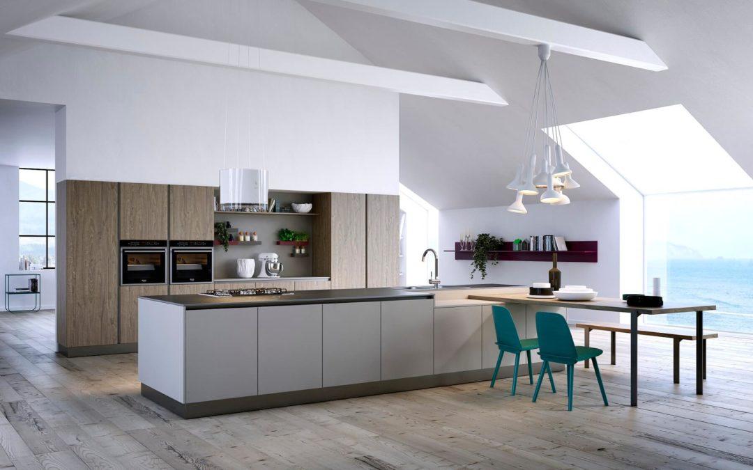 Quel aménagement pour votre cuisine avec îlot central à Nancy?